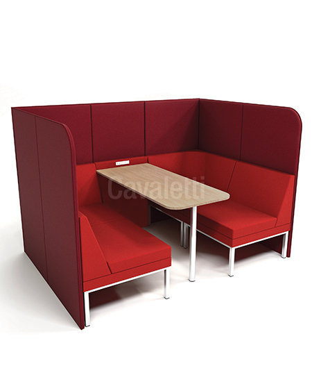 Sofa HB Reunião - 36575 - Cavaletti