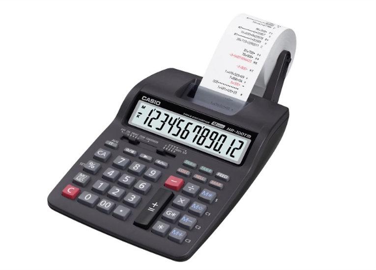 Calculadora c/ Bobina Cassio HR-100RC