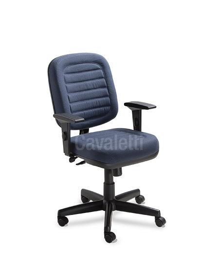 Cadeira para Escritório - Diretor - Giratória - 6002 - Cavaletti