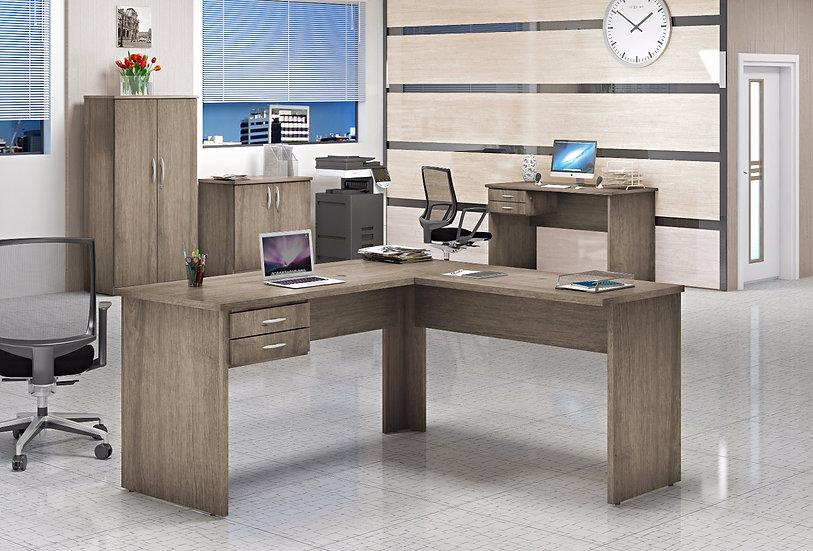 Mesa para Escritório Linha Promocional -Incoflex
