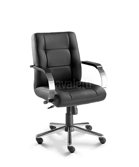 Cadeira para Escritório - Diretor - Giratória - 20102 - Cavaletti