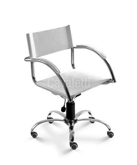 Cadeira para Escritório - Secretária - Giratória - 14004 - Cavaletti