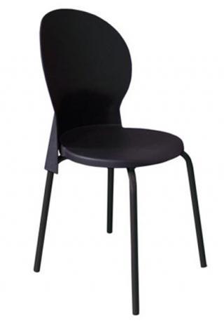 Cadeira para Escritório - Secretária - Fixa - Luna
