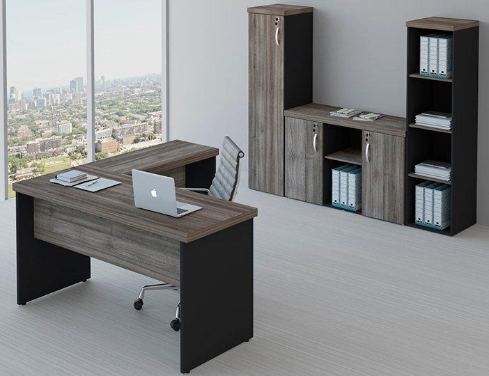 Mesa para Escritório Linha 40mm - Maranello Ambiente 11