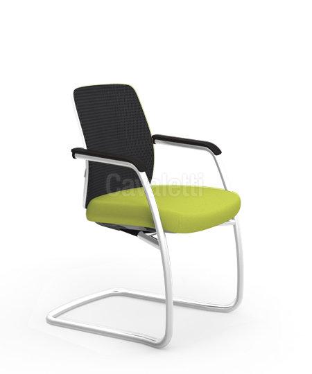 Cadeira para Escritório - Executiva - Fixa- 40206 Mesh - Cavaletti
