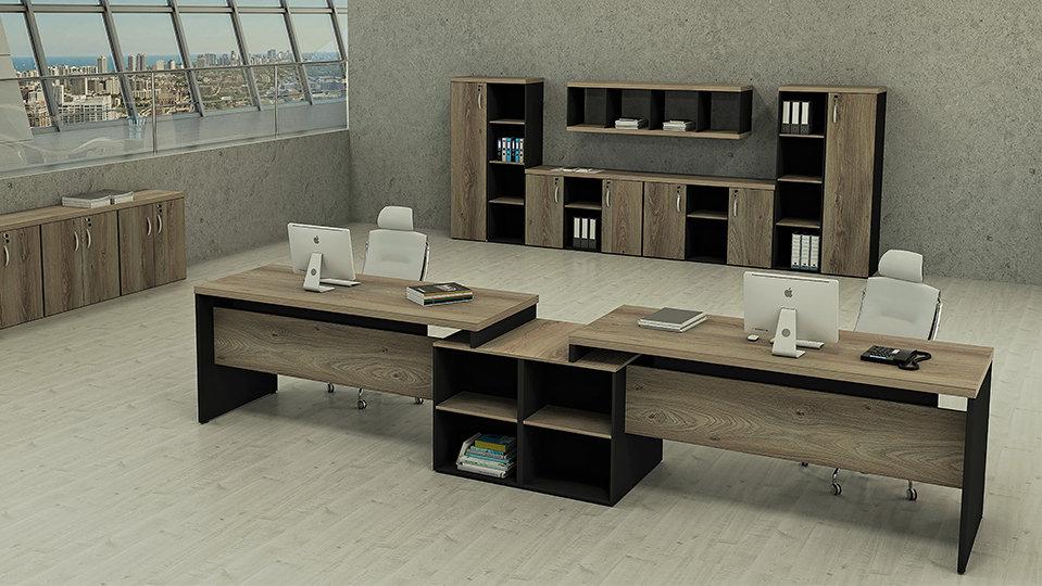 Mesa para Escritório - Linha 40mm - Maranello 01