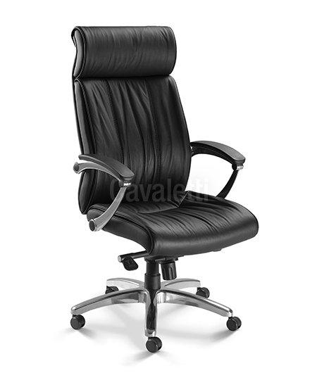 Cadeira para Escritório - Presidente - Giratória - 20201 - Cavaletti