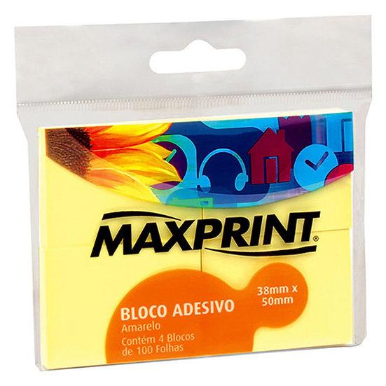 Bloco Adesivo - MaxPrint
