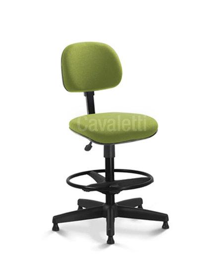 Cadeira para Escritório - Secretária - Caixa - 4022 - Cavaletti