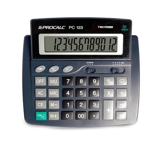 Calculadora Procalc PC123