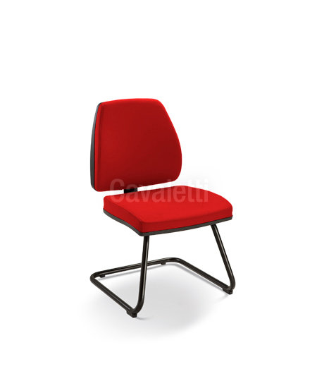 Cadeira para Escritório - Executiva - Fixa- 38007 SI - Cavaletti