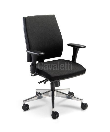 Cadeira para Escritório - Executiva - Giratória - 37002 - Cavaletti