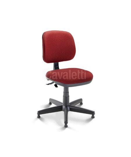 Cadeira para Costureira -  Executiva - Giratória - 4103 - Cavaletti