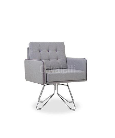 Cadeira para Escritório - Poltrona - Fixa - 36050 - Cavaletti