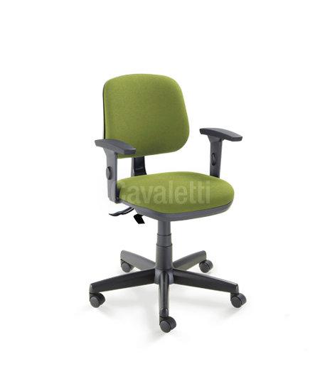 Cadeira para Escritório - Executiva - Giratória - 4103 - Cavaletti