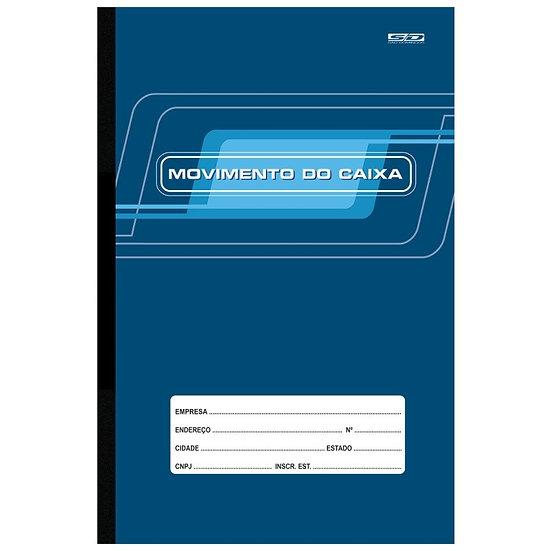 Livro Movimento do Caixa - SD