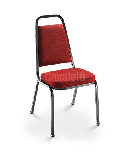 Cadeira Empilhável - 1001  - Cavaletti