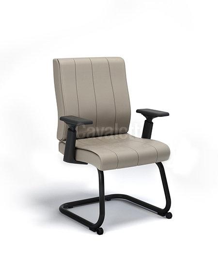 Cadeira para Escritório - Diretor- Fixa - 20506 S 4D - Cavaletti