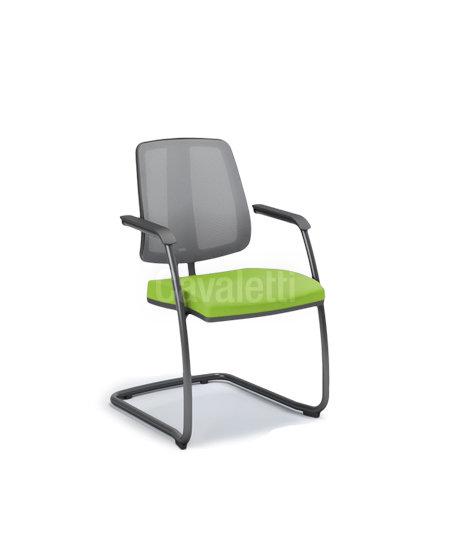 Cadeira para Escritório - Executiva - Fixa - 43106 SI - Cavaletti