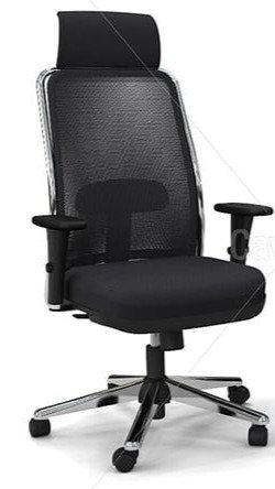 Cadeira para Escritório - Presidente - Giratória - 16001 AC - Cavaletti