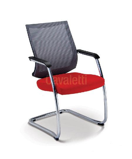 Cadeira para Escritório - Executiva - Fixa - 27006- Cavaletti