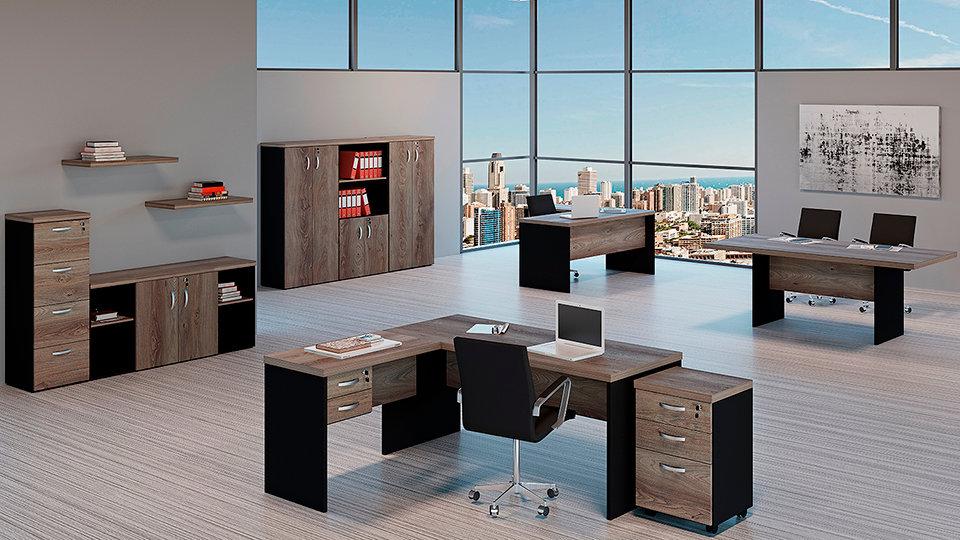 Mesa para Escritório Linha 40mm - Maranello Ambiente 10
