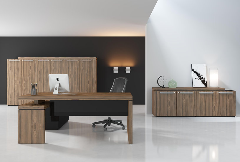 Mesa para Escritório Linha Miraggio - Artesano