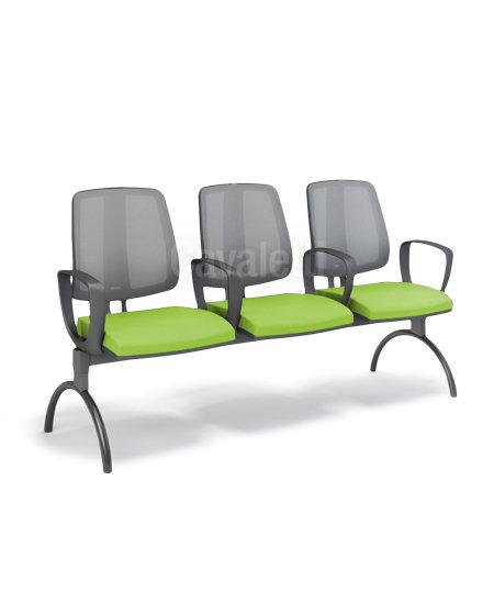 Cadeira para Escritório - Executiva - Longarina - 43122 - Cavaletti