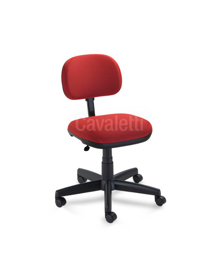Cadeira para Escritório - Secretária  - Giratória - 8104 - Cavaletti