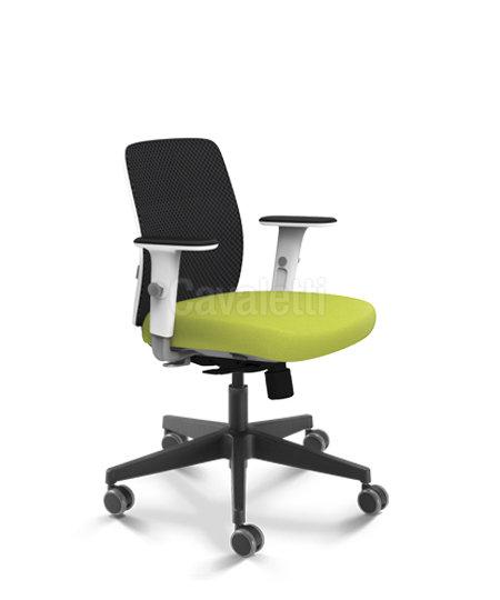 Cadeira para Escritório - Executiva - Giratória- 40102 Mesa - Cavaletti