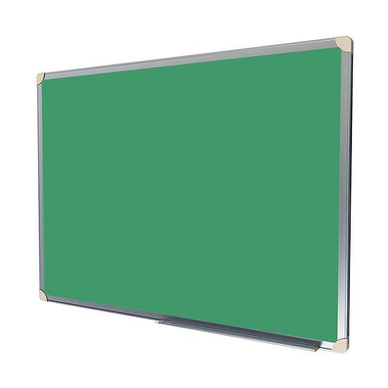 Quadro Verde Escolar - Moldura Alumínio