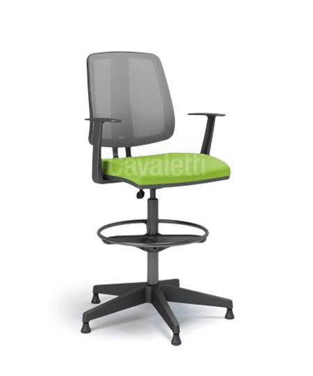 Cadeira para Escritório - Executiva - Caixa - 43122 - Cavaletti
