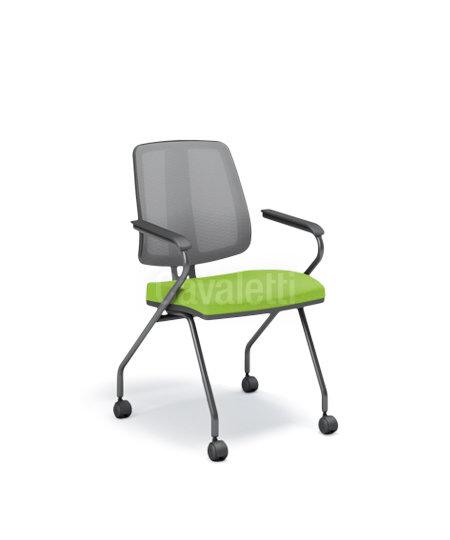 Cadeira para Escritório - Executiva - Fixa - 43106 Z ROD - Cavaletti