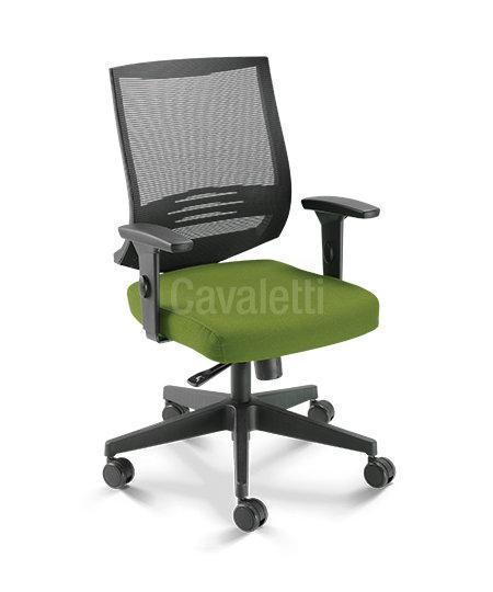 Cadeira para Escritório - Presidente - Giratória - 27001- Cavaletti