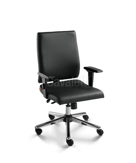 Cadeira para Escritório - Diretor - Giratória - 18002 - Cavaletti