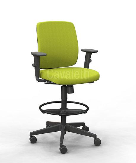 Cadeira para Escritório - Executiva - Giratória- 40122 - Cavaletti