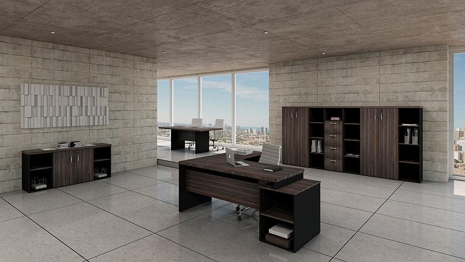 Mesa para Escritório Linha 40mm - Maranello Ambiente 05 Verona
