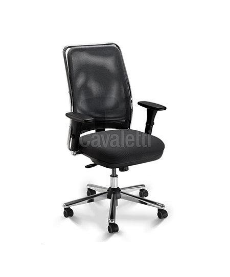 Cadeira para Escritório - Presidente - Giratória - 16001  - Cavaletti