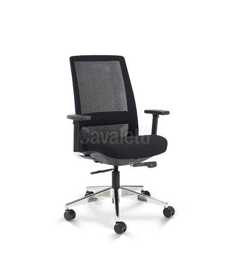Cadeira para Escritório - Presidente - Giratória - 29001 - Cavaletti