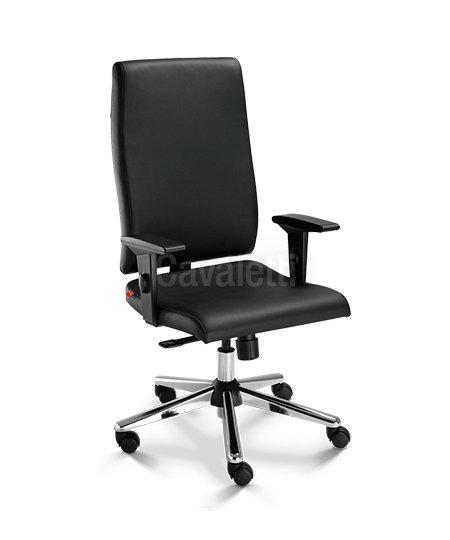 Cadeira para Escritório - Presidente - Giratória - 18001 - Cavaletti