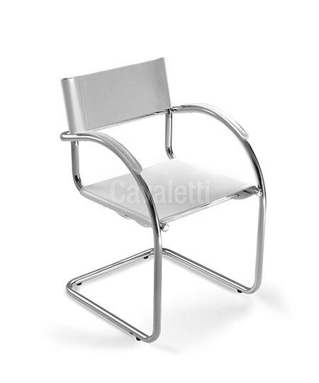 Cadeira para Escritório - Secretária - Fixa - 14007 - Cavaletti