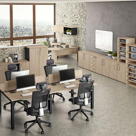 Ambiente de Trabalho é fator de motivação!