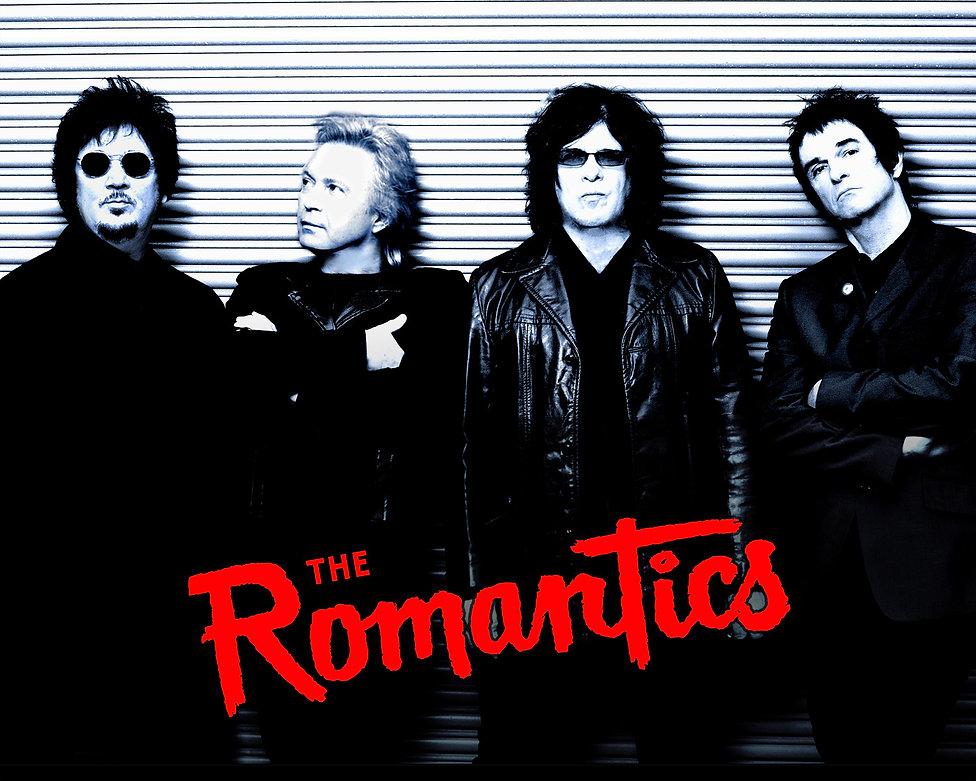 The Romantics 8x10-logodown 2015.04.14(1