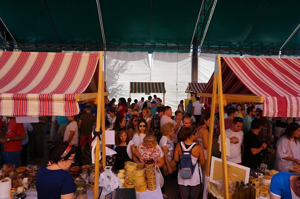 Feria del Queso Artesano 2018
