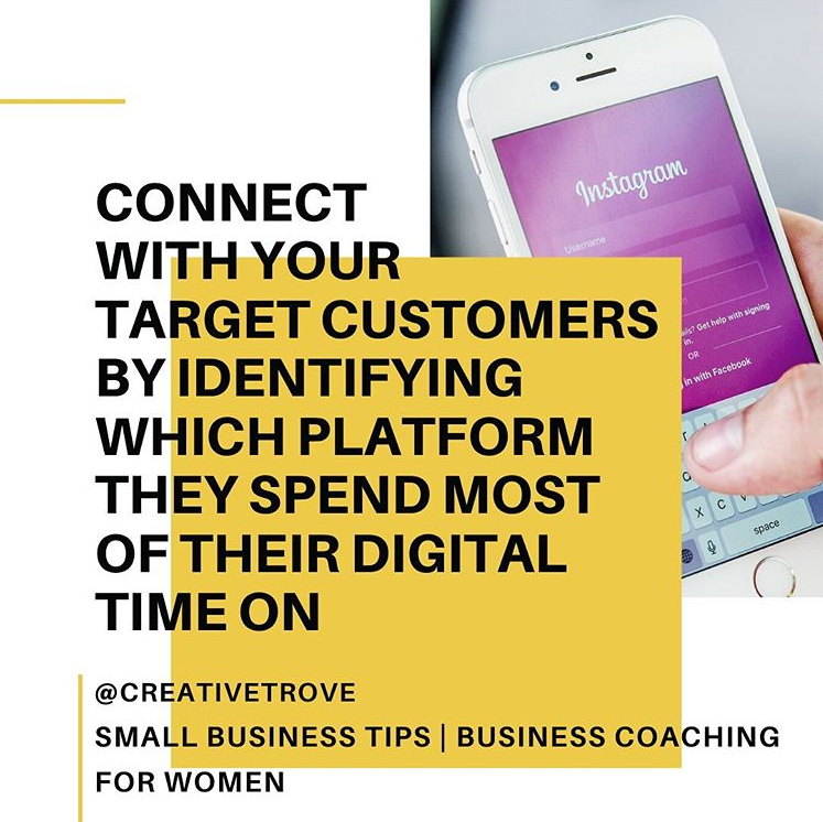 Best Social Media Platform To Connect With Your Target Customers Online