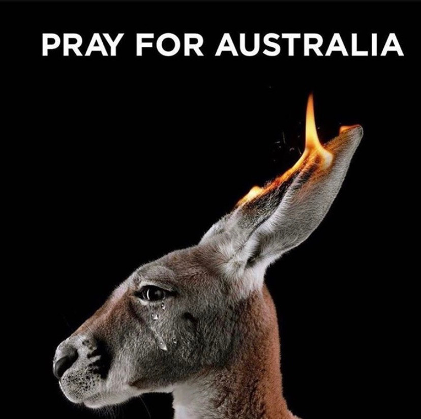 Let Us All Unite To Help Australia