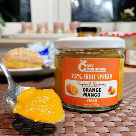Breakfast Ideas With Tropical Harmony Fruit Spread