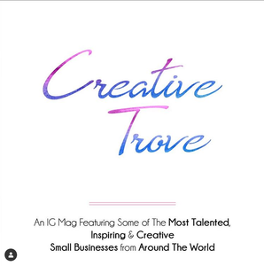 Creative Trove, an Online Mag for Small Businesses Around the World