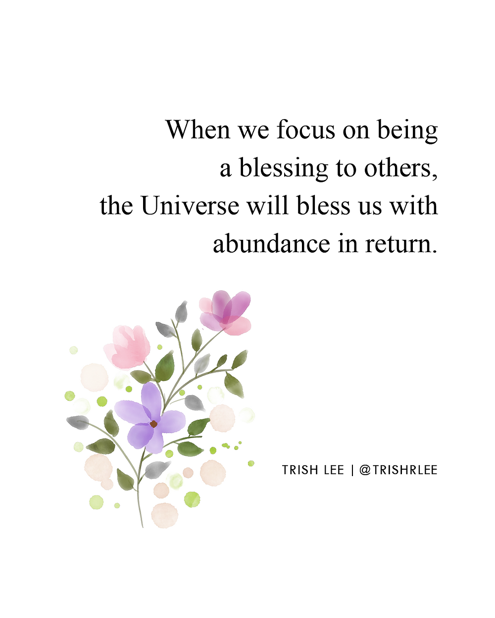 How To Attract Abundance In Your Life