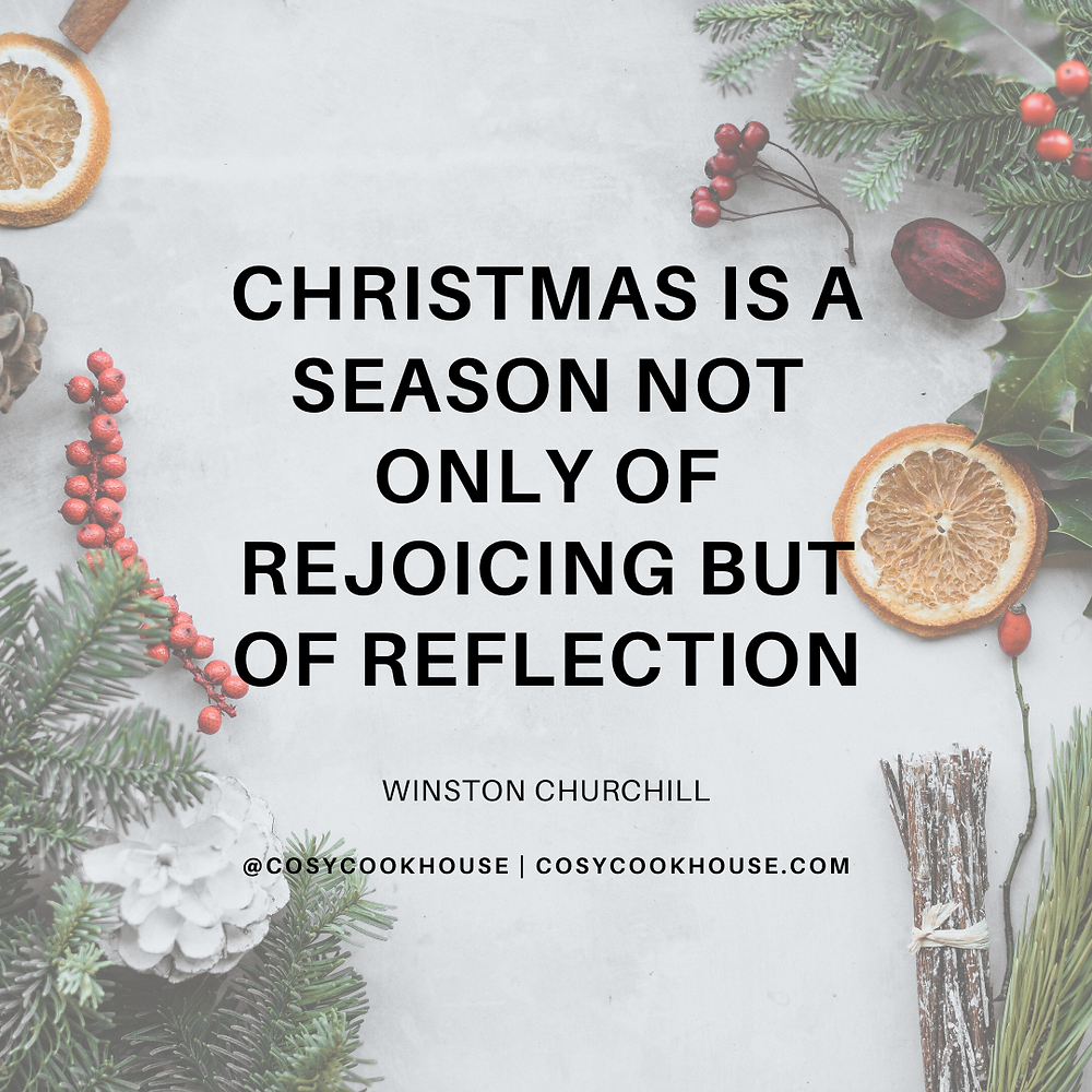 Take Time To Reflect This Christmas Season